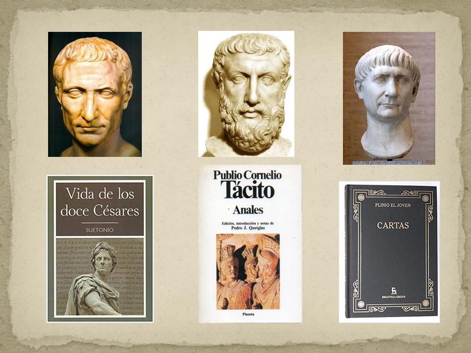 Historiadores romanos