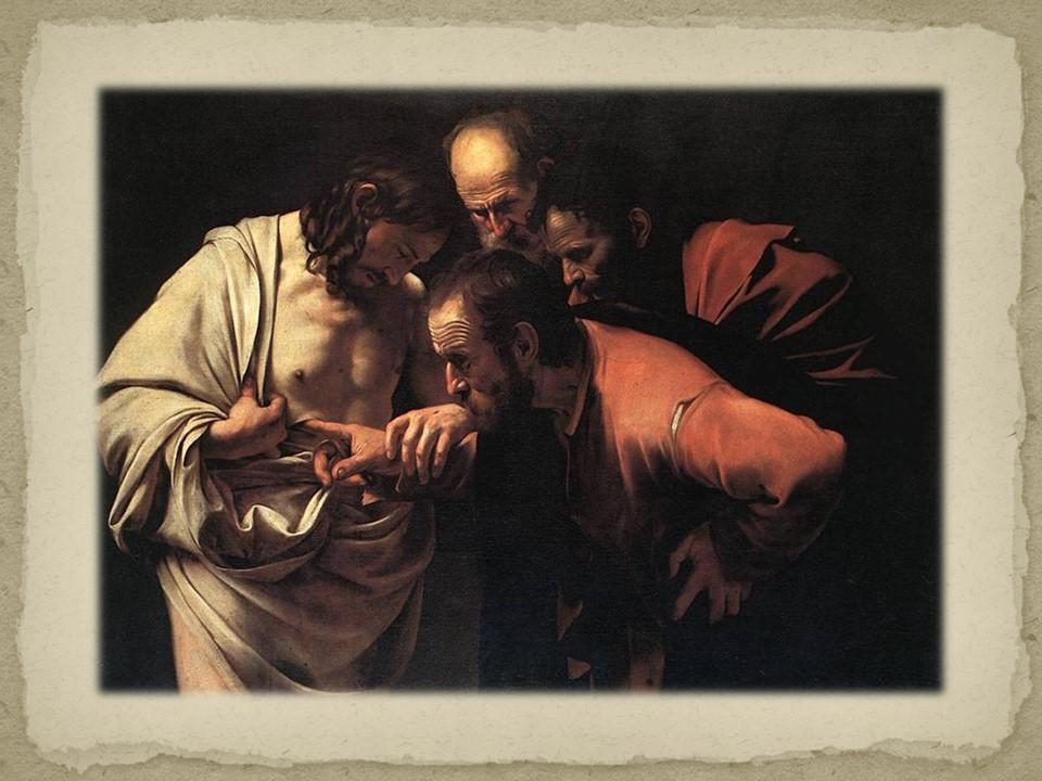 Tomás y Jesús